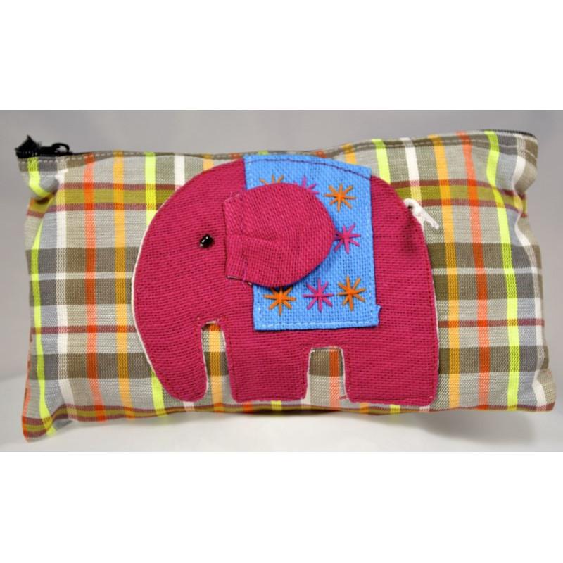 HAPPY ELEPHANT pink, verschiedene Variationen
