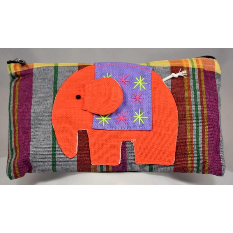 HAPPY ELEPHANT orange, verschiedene Variationen