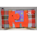 HAPPY ELEPHANT orange, many styles