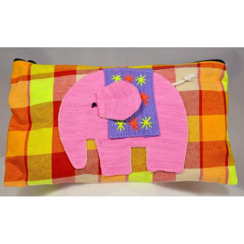 HAPPY ELEPHANT rosa, verschiedene Variationen