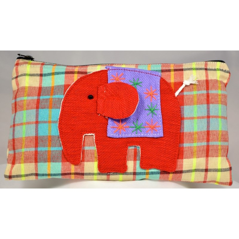 HAPPY ELEPHANT red