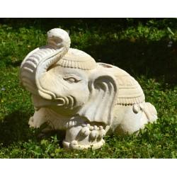 SMALL PARASOL ELEPHANT parasol stand