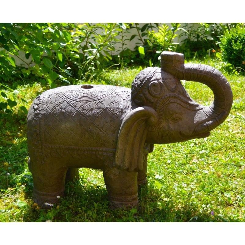 BIG PARASOL ELEPHANT Sonnenschirmständer