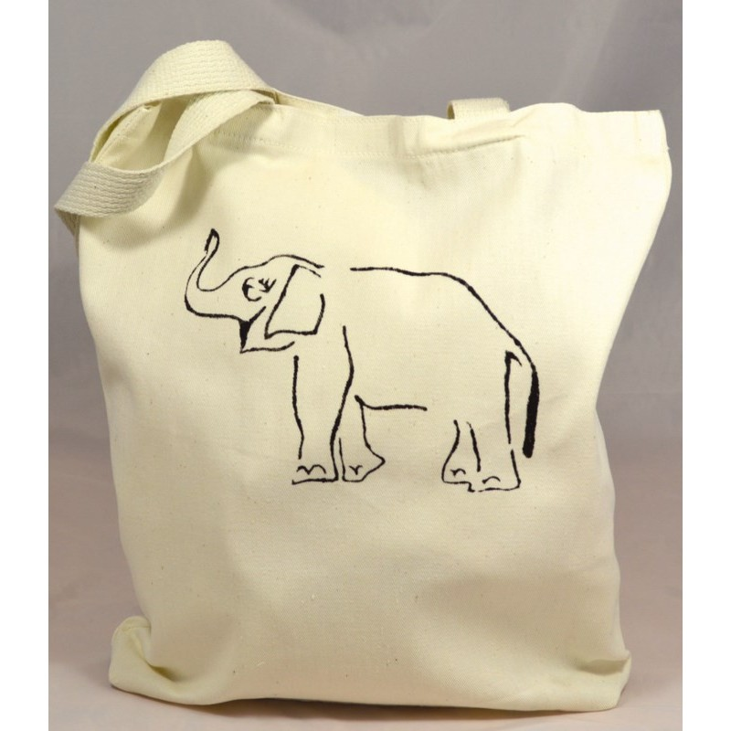 ELEPHANT SHOPPING shopping bag