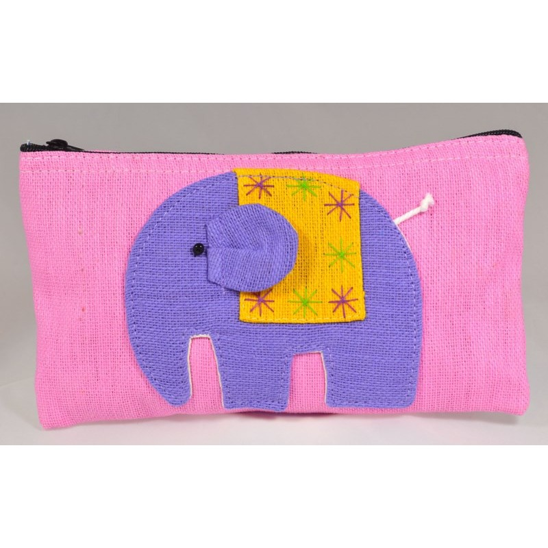 HAPPY ELEPHANT rosy pouch