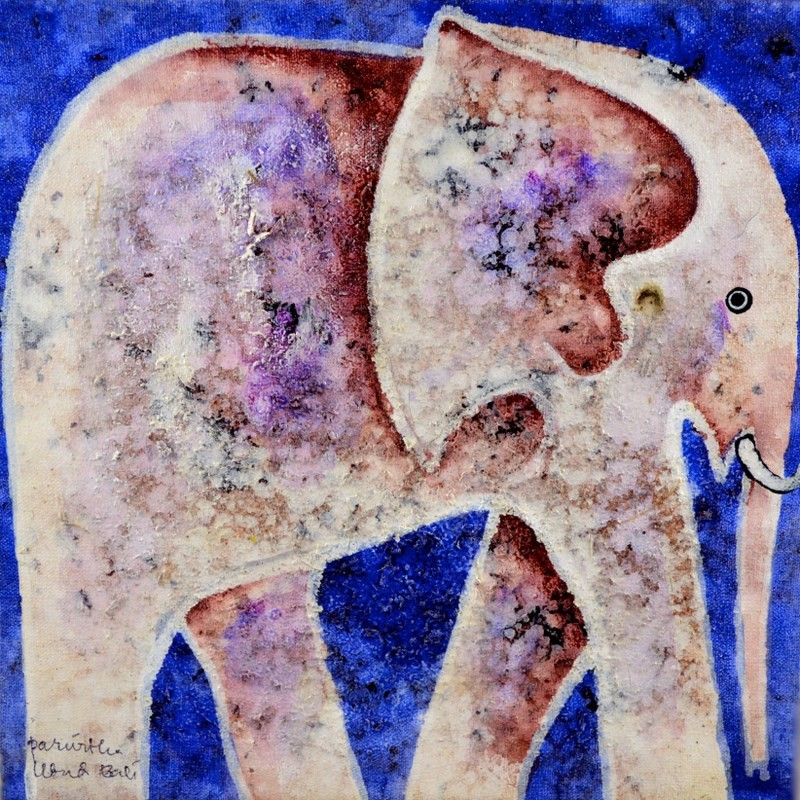 BALI ART ELEPHANT No.1 elephant art