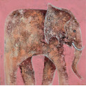BALI ART ELEPHANT elephant art