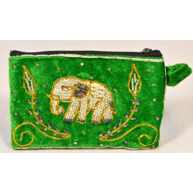 SINGLE BLING BLING ELEPHANT Beutel