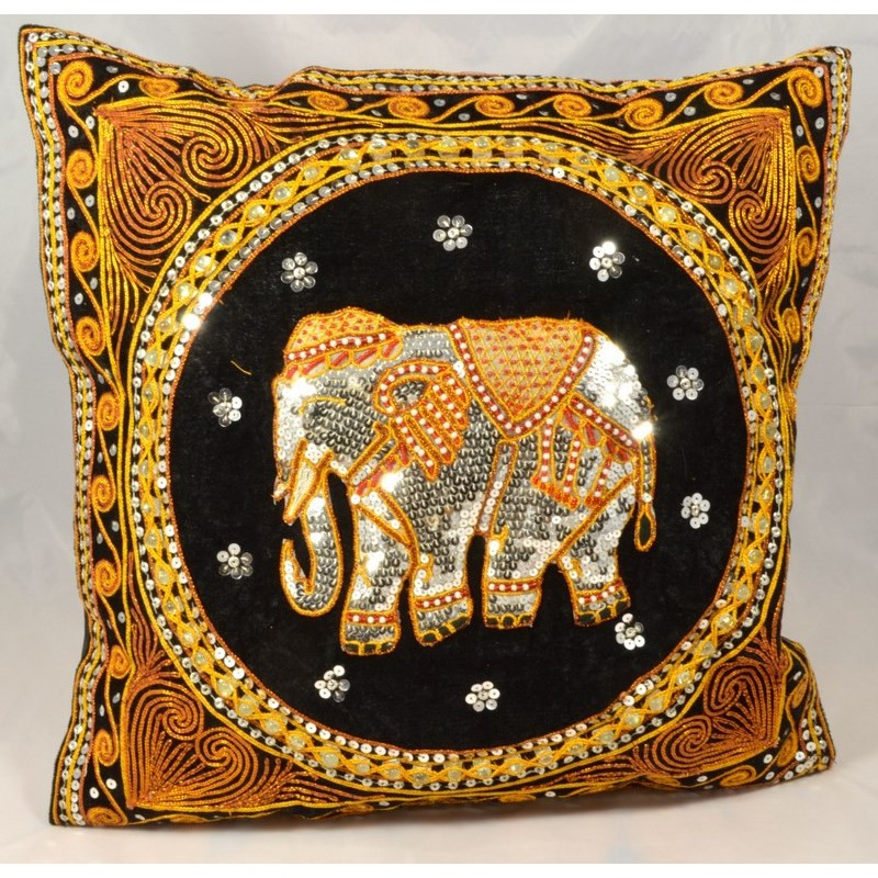 GOLDEN ELEPHANT 01 pillowcase