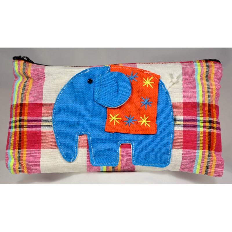 HAPPY ELEPHANT blau, verschiedene Variationen