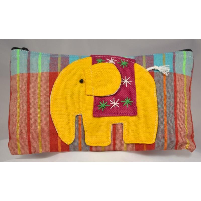 HAPPY ELEPHANT gelb, verschiedene Variationen