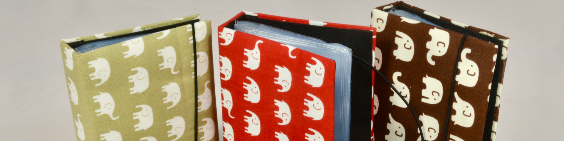 selection of lovely covers & cases with elephants