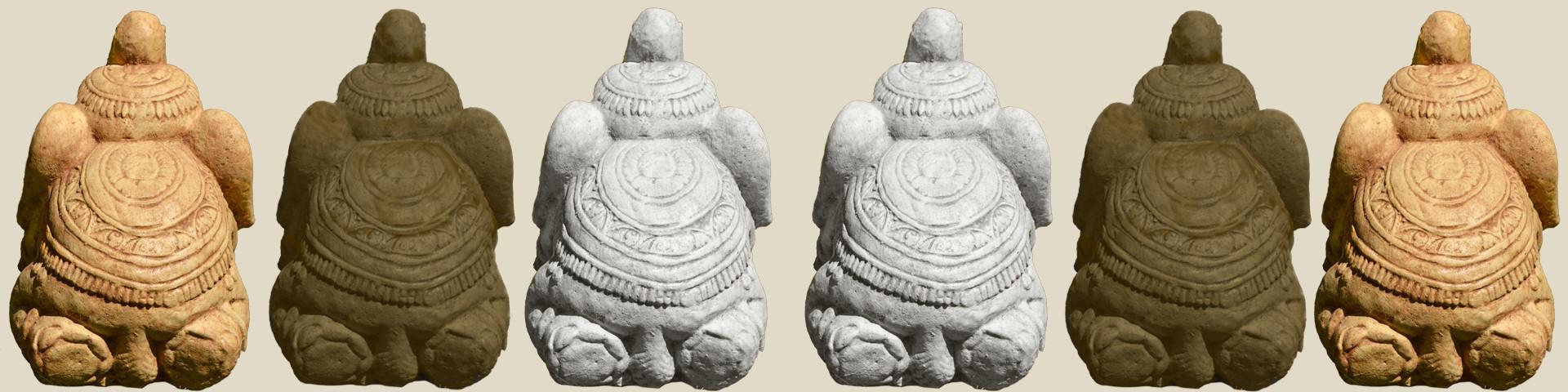 shop beautiful stone cast elephants