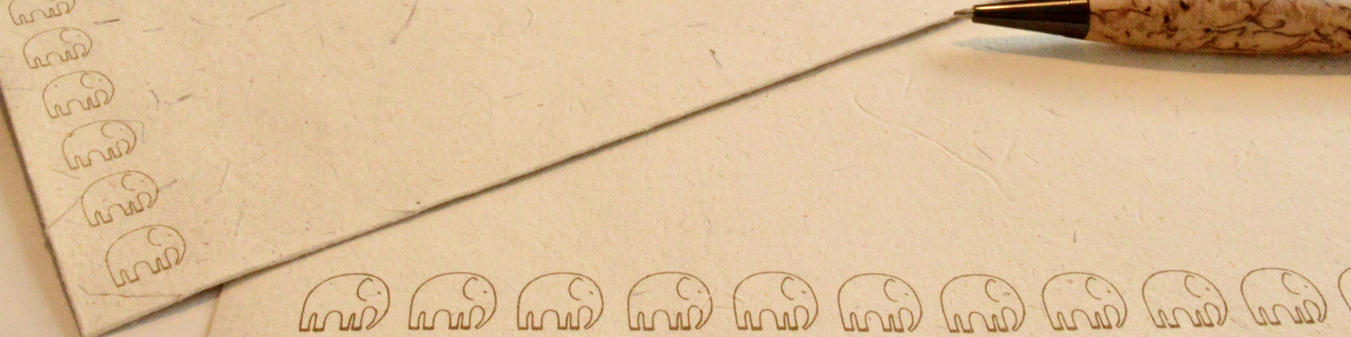 paper products to protect elephants